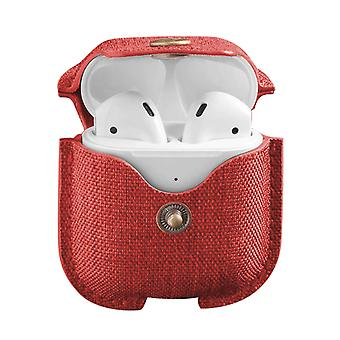 Case for AirPods with Shockproof, Anti-scratch By Twelve South - Red