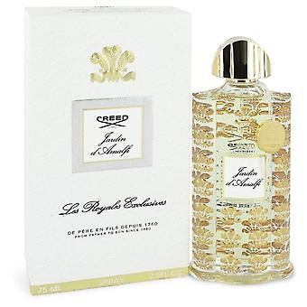 Jardin D ' Amalfi Eau de Parfum Spray (Unisex) av Creed 2,5 oz Eau de Parfum Spray