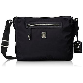 piero drive 11385 Lineabold Daytime Cross strap bag 32 cm Black