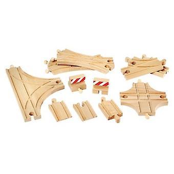 BRIO avançada expansão definida 33307 de madeira Extra férrea