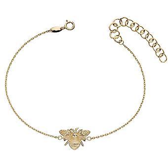 Elements Gold Bee Bracelet - Gold