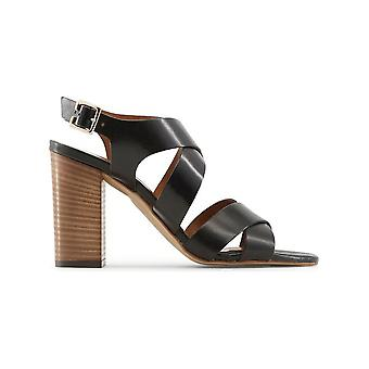 Made in Italia - Shoes - Sandal - LOREDANA_NERO - Ladies - Schwartz - 38
