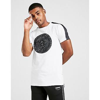Nieuwe Supply & Demand Men's Camo Shade T-shirt Wit