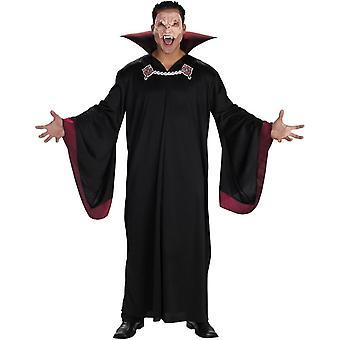 Dåliga Vampire Adult kostym
