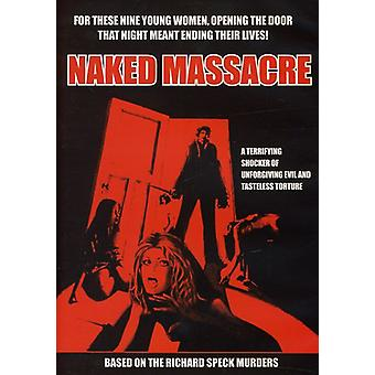 Naked Massacre [DVD] USA import