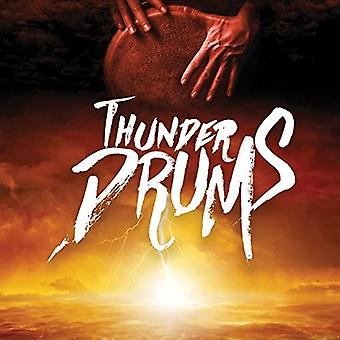 Various Artist - Thunder Drums [CD] USA import
