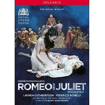 S. Prokofiev - Romeo & Juliet [DVD] USA import