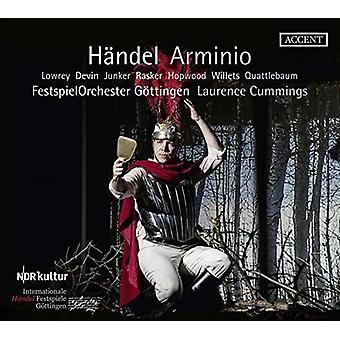 Handel - Arminio [CD] USA import