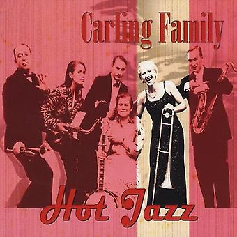 Carling Family - Hot Jazz [CD] USA import