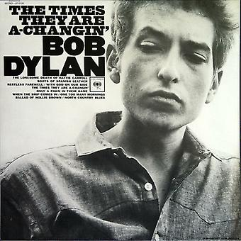 Bob Dylan - Times They Are a-Changin' [Vinyl] USA import