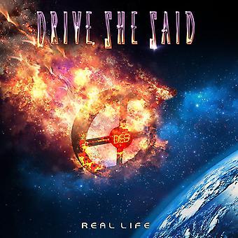 Drive She Said - Real Life [CD] Importación de EE.UU.