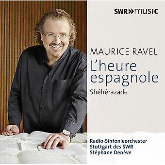 Ravel / Radiosinfonie Orchester Stuttgart Des Swr - Ravel: Orchestral Works 4 [CD] USA import