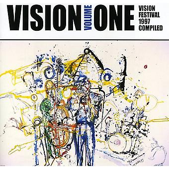 Vision - Vol. 1-Vision Festival 1997 Compiled [CD] USA import
