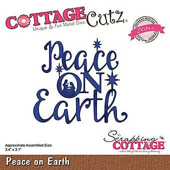 Scrapping Cottage Peace on Earth