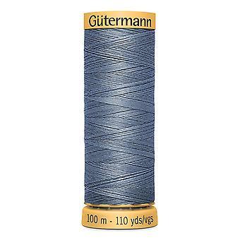 Gutermann 100% naturlig bomuldstråd 100m hånd- og maskinfarvekode - 5815