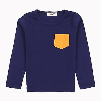 Long Sleeve Candy O-Neck Tee -Design 4 -Infant