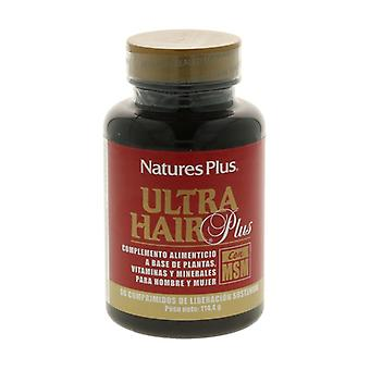 Ultra Hair Plus with Msm 60 tablets