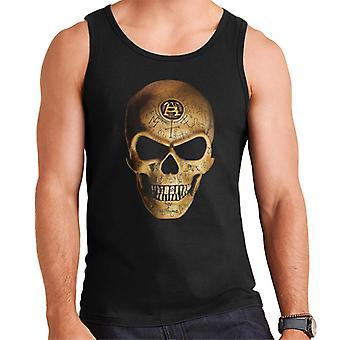 Alchemy Omega Skull menn ' s vest