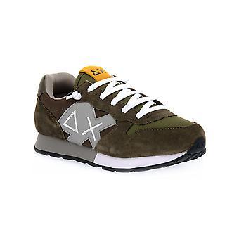 Sun68 74 jaki solid patc sneakers fashion