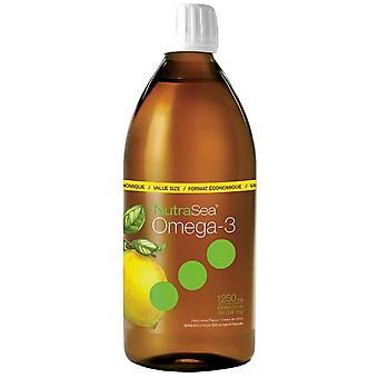 Ascenta, NutraSea, Omega-3, Zesty Lemon Flavor, 16.9 fl oz (500 ml)