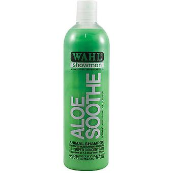 Champú Wahl Concentrated Aloe Soothe - 500ml