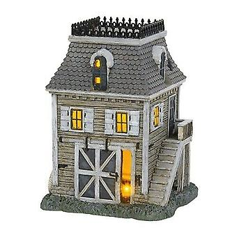 Department 56 - The Addams Family Village - The Addams Family Carriage House