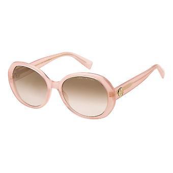 Sunglasses Women Round Pink
