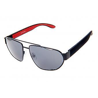 Sunglasses Men's Rectangular Men's Grey/Anthracite (20-223)