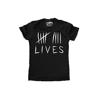 Akumu Ink 9 Lives Women's T-Shirt