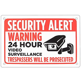 Security Alert Sign 18