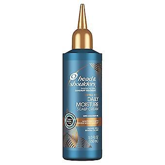 Head & Shoulders Royal Oils Daily Moisture Scalp Cream with Coconut Oil