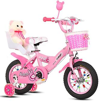 Tricycle Balance Bike With Safety Assist Wheel