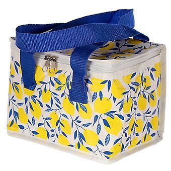 Citroner design Lunch box cool taske