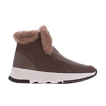 Geox Botki Damskie D04HXB02285C5005 universal winter women shoes
