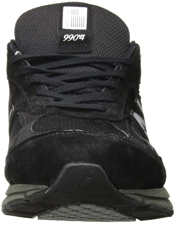 Ny balanse menns M990bb4 lav topp Lace up walking sko
