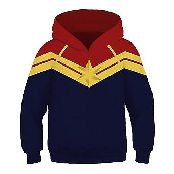 Super Hero Hoodies, Sweatshirt - Little Boy Tracksuit For Halloween Set-3