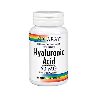 ソラレイヒアルロン酸, 60 mg, 30 ベグキャップ