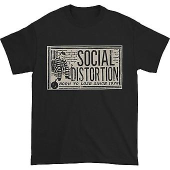 Social Distortion Born To Lose T-shirt