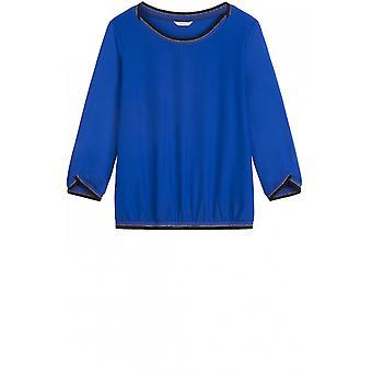 Sandwich Clothing Signal Blue Blouse