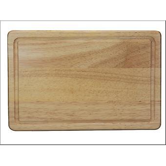 Apollo Housewares Rubberwood Cutting Board 30 x 20cm 5945