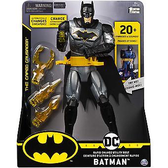 DC Batman 12 tuuman kuva nopea muutos utility vyö