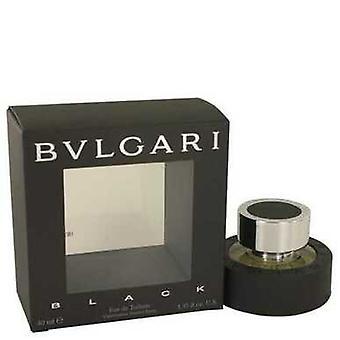 Bvlgari Black By Bvlgari Eau De Toilette Spray (unisex) 1.3 Oz (mannen) V728-417727