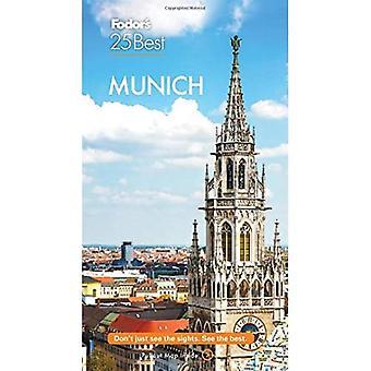 Fodor's Munich 25 Best (Full-color Travel Guide)
