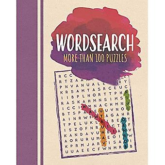 Wordsearch: More Than 100 Puzzles