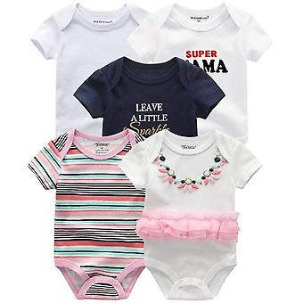 Baby Rompers, & Clothes Summer High Quality Striped Newborn  Clothing