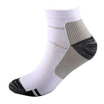 Breathable Foot Compression Socks For Plantar Fasciitis Heel Spurs Arch Pain