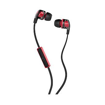 Skullcandy Smokin' Buds 2 - In-ear Earbuds with microphone - Red / Black