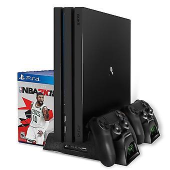 Latausaseman telakan tallennustila Playstation 4:lle