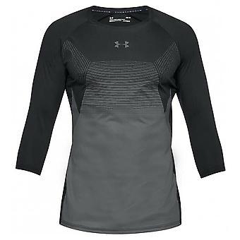 Under Armour Mens Threadborne Vanish T-Shirt Running Gym Top 1306417 001
