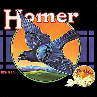 Homer - Homer: Complete Recordings [CD] USA import